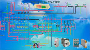 component star delta connection connection diagram jpg star
