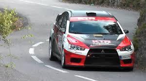 rally car sound porsche gt3 vs mitsubishi evo youtube