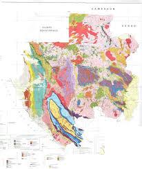 Gabon Map Hydro Rdi Bureau D U0027études Hydraulique International