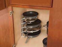 home pans cabinet pots and pans organizer buy nc cook n home pot rack
