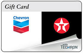 gas gift card 12 5 gas chevron texaco gift cards on sale
