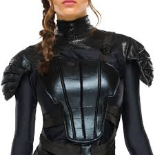 Katniss Everdeen Costume Ladies Katniss Mokingjay Costume U2013 Fancy Dress Madness