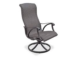 Swivel Patio Dining Chairs Swivel Rocker Patio Dining Sets Gccourt House Aluminum Swivel