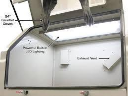 blast cabinet light kit psbc990 pressurized sandblast cabinet gses