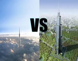 How Many Stories Is 1000 Feet The Worlds New Tallest Buildings Kingdom Tower Or Sky City Youtube