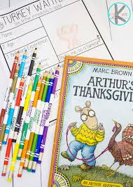 kindergarten worksheets and thanksgiving story writing prompt