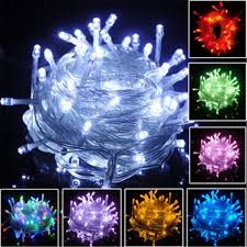 led light l tree ornament 10m 220v discount