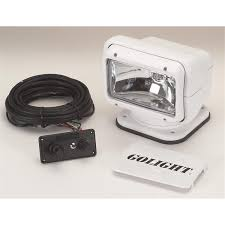 golight remote controlled spotlight w dash remote aw direct