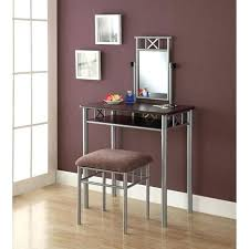 startling makeup desk with mirror ideas medium size of lights for