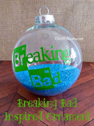 breaking bad inspired ornament great gift idea for the ultimate
