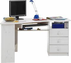 Schreibtisch Weiss 130 Cm Home Affaire Schreibtisch Kent Breite 133 Cm Otto
