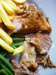 cuisiner palette de porc palette de porc au lait chez ale porc viande et palette