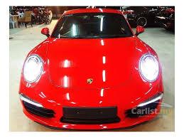 2012 porsche 911 s price porsche 911 2012 s 3 8 in kuala lumpur automatic