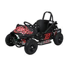 homemade truck go kart monster moto classic go kart mm k80br the home depot