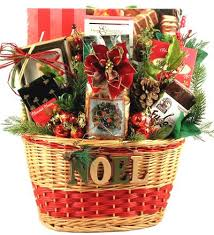 gift baskets christmas season luxury christmas gift basket by gift baskets etc