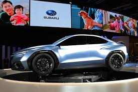 subaru viziv subaru viziv performance concept could hint to the next wrx cnet
