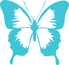small butterfly free clipart