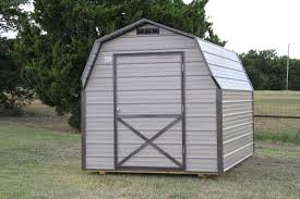 metal barns ok structures portable buildings