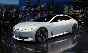 bmw supercar concept bmw i vision dynamics concept photos and info news car and driver