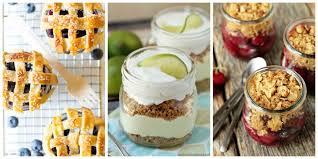 25 mason jar desserts recipes for dessert in a jar