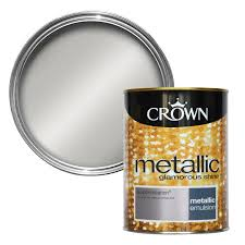 crown feature wall sophistication emulsion paint 1 25l rooms