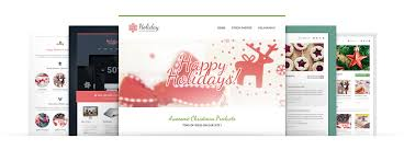 free christmas email template u2013 html version gt3 themes