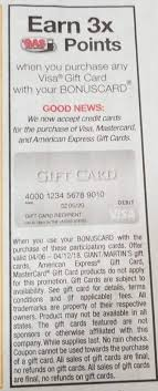 gas gift card deals visa gift card moneymaker deal starting 4 6