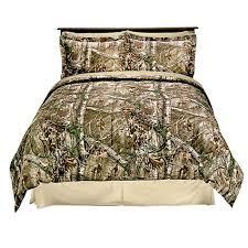 Twin Camo Bedding Realtree Tan Camo Comforter Set