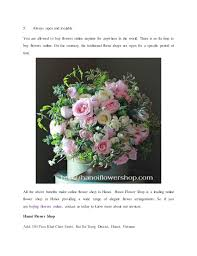 buy flowers online 5 benefits of buying flowers online at hanoi flower shop
