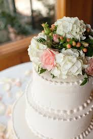 nice simple wedding cake design idea for laura if she wants a