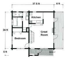 small cabin floorplans small cabin plan with loft house plans cabin house plans and cabin