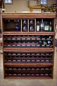 Bar Cabinet With Wine Cooler Furniture Marvelous Contemporary Kitchen Cabinets Cherry Liquor