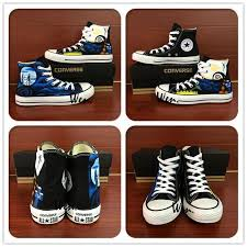 nightmare before converse shoes
