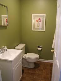Wall Color Ideas For Bathroom Bathroom Impressive Minimalist Bathroom With Cool Green Wall