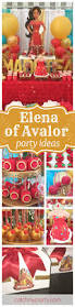 elena of avalor birthday