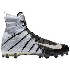 Nike Vapor vapor untouchable 3 elite white black silver cleats