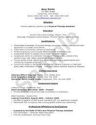 Certification Letter Sle Cover Letter Sample Resume Occupational Therapist Sample Resume