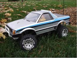 58384 Subaru Brat From Corona Powered Showroom Super Brat Runner
