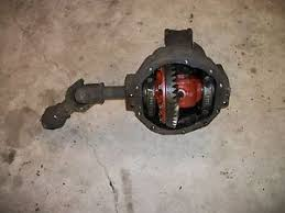 ford f150 gears 84 ford f150 truck front differential 3 55 gear ratio 3 55
