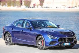 chrome blue maserati 2018 maserati ghibli captivates with italian charm