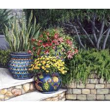 Painting Garden Pots Ideas Ideas For Decorating Pots Orchid Flowers