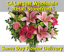 same day floral delivery wholesale wedding florist orange county ca discount wedding flower