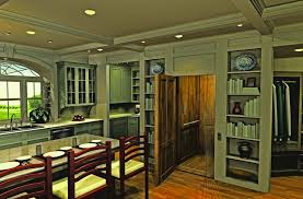 Aging In Place Floor Plans Hidden Home Elevator Discretion At Its Best Agemodern