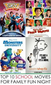 10 best back to movies for family fun night written reality