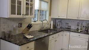 blue kitchen cabinets with granite countertops top 5 kitchen countertop choices for white cabinets marble