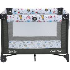 Graco Baby Doll Furniture Sets by Graco Pack U0027n Play Playard On The Go With Folding Feet Circus
