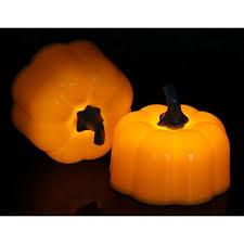 led pumpkin tea lights small pumpkin led tea lights flickering flameless halloween candles