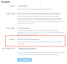 how to turn off twitter u0027s algorithmic feed and see tweets in