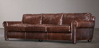 Restoration Hardware Leather Sofas Sofa Collections Rh
