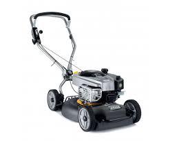 multiclip pro 53 sb self propelled petrol mulching lawn mower